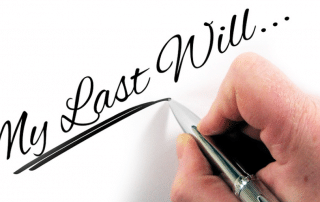3 Myths About Wills
